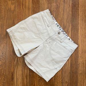 Athleta Coastal Cargo Shorts